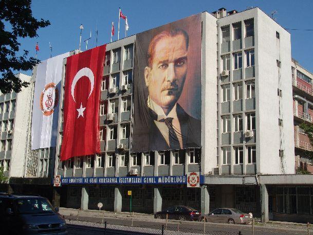 10 ноября отмечается день памяти Ататюрка