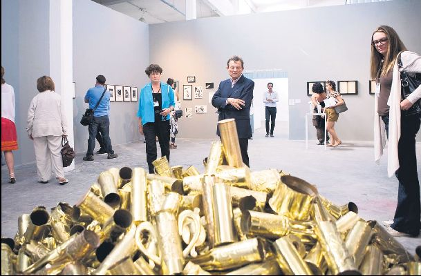 Любителям современного искусства стоит посетить Стамбульский Биенале